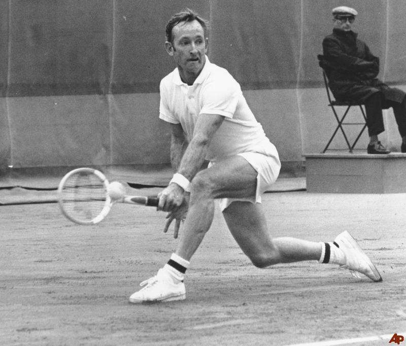 Rod Laver | Australia's Greatest Ever Tennis Player