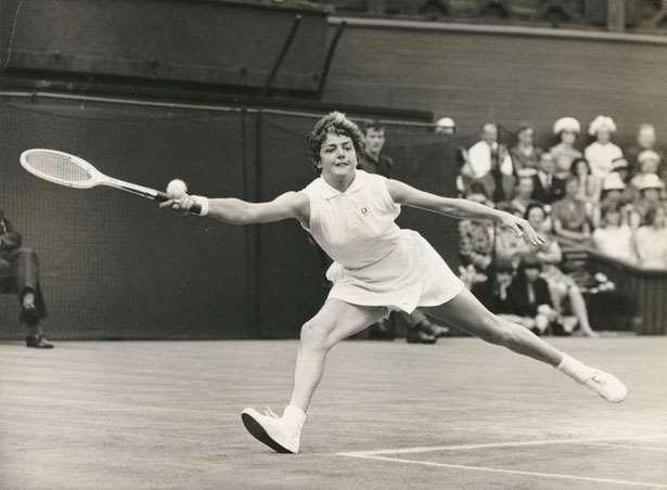 Margaret Court  Australian Tennis Legend