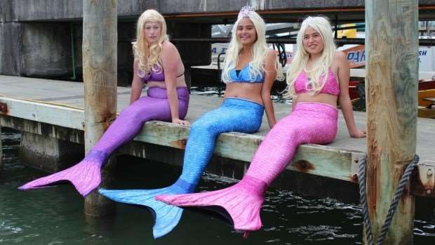 NZ Mermaids