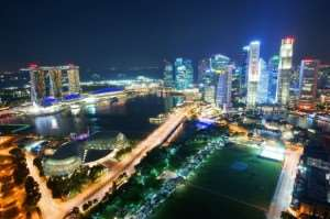 Singapore Marina Bay by Night | Homebound Stopovers just £29 Dubai Sentosa Island Bangkok | Distant Journeys Australia and New Zealand Tour Holidays