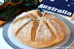 Traditional Australian Damper
