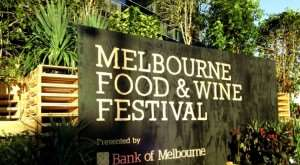 Melbourne Food and Wine Festival 2015 Queensbridge Square Fitzroy Gardens events activities masterclasses workshops top chefs Australian international tasting classes Australia Distant Journeys escorted guided tours holidays accommodation flights Sydney Adelaide Cairns Alice Springs Ayers Rock Great Barrier Reef book online New Zealand