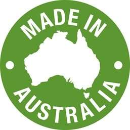 Made in Australia logo manufactured invented Australian inventions electronic pacemaker electric drill pleated clothing permanent crease ultrasound scanner cochlear implant bionic ear wi-fi technology google maps spray on skin Distant Journeys Australia and New Zealand tours escorted holidays accommodation flights itinerary Cairns Sydney Adelaide Melbourne Alice Springs Ayers Rock Great Barrier Reef Daintree Rainforest Kangaroo Island