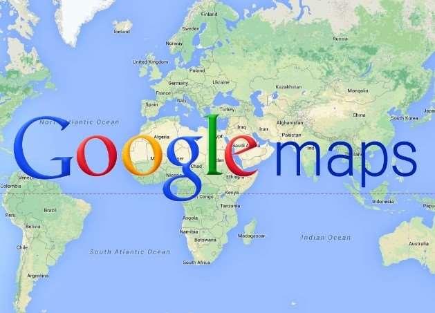 google maps was invented in australia