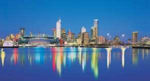 Beautiful Melbourne at Night | Tours of Australia