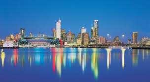 Beautiful Melbourne at Night | Tours of Australia