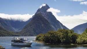 New Zealand Mountain river tour