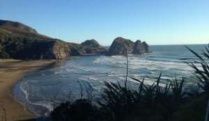 New Zealand Beach Piha