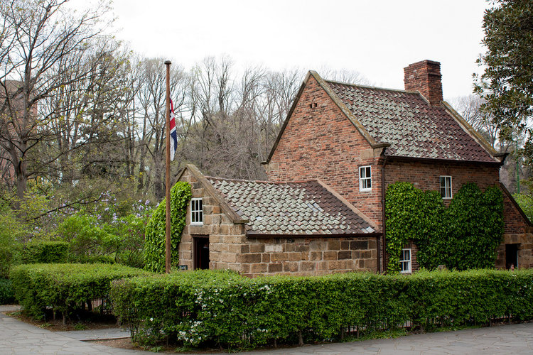 Captain Cook's Cottage melbourne