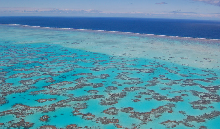 facts about cairns - great barrier reef