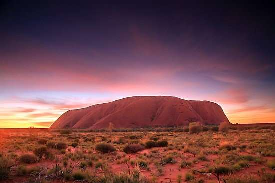 Ayers Rock/Uluru | Things to Do Alice Springs | Distant Journeys | Australia Tour Holidays