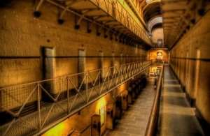 Old Melbourne Gaol attractions on Melbourne Coach Tours with Distant Journeys