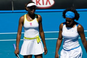 williams sisters australian open doubles