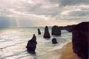 Twelve Apostles Great Ocean Road tours Victoria Australia Distant Journeys