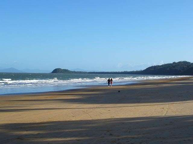Mission Beach, Tropical North Queensland near Distant Journeys holidays to the Great Barrier Reef
