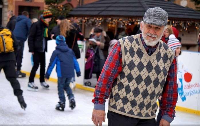 Ice Skating Gentle   Auckland Activities Winter Wonderland   Distant Journeys Holidays Tours New Zealand