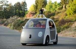 Google's prototype self-driving car– Distant Journeys New Zealand Tours