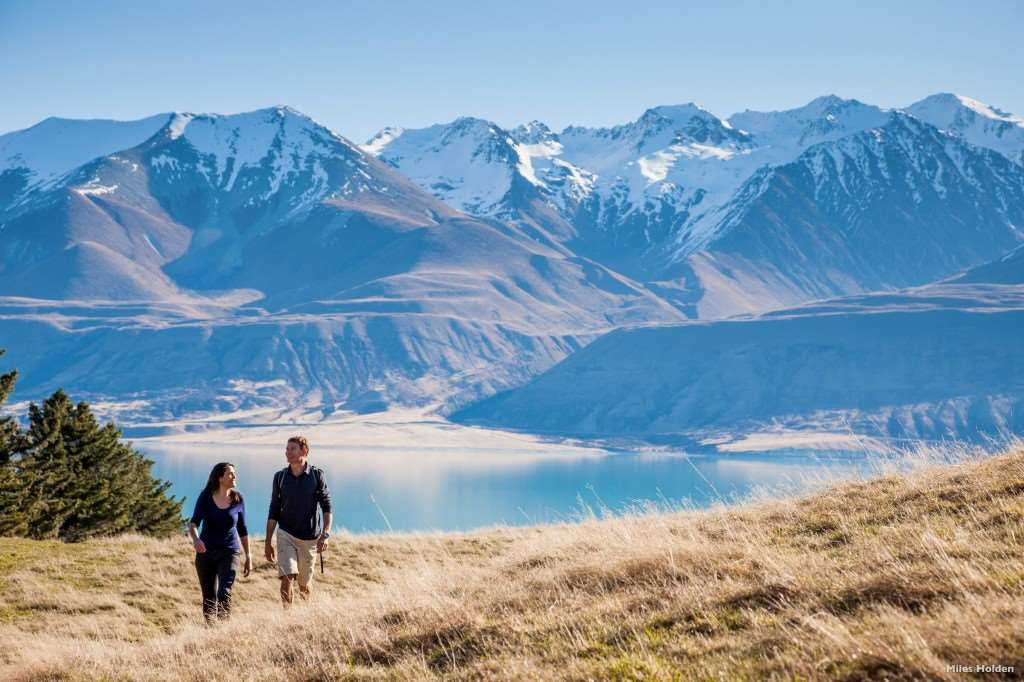 Mount Cook National Park - visit as part of our new 18-day special New Zealand tours