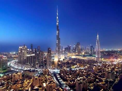Dubai – one of the Asian cities you can enjoy as a stopover on our Australia tours