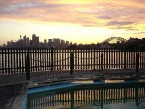 Cremorne Point Reserve - picnic spots in Sydney to enjoy on Australia group tour holidays