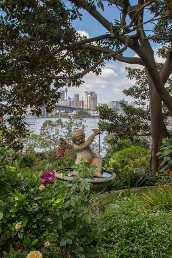 Wendy's Secret Garden - picnic spots in Sydney to enjoy on Australia group tour holidays