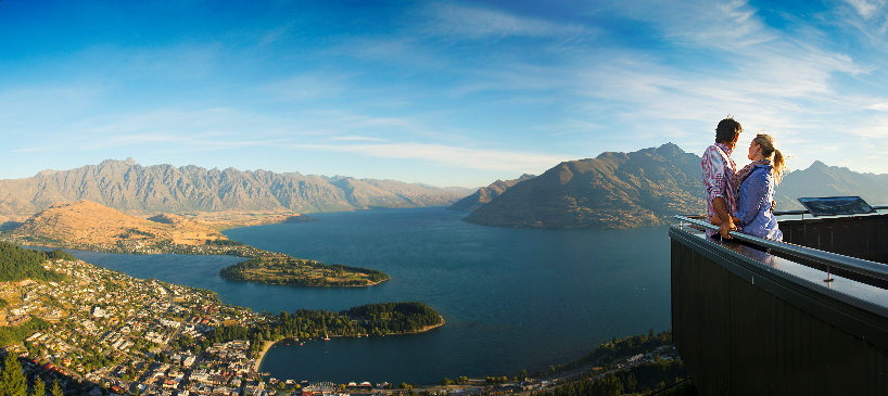 Incredible Queenstown – visit as part of our new 18-day special New Zealand tours