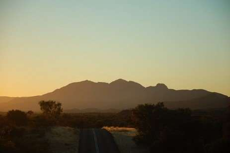 Visit the West MacDonnell Ranges on your Australia holidays with Distant Journeys