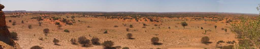 New South Wales outback as seen from Distant Journeys tours to Australia