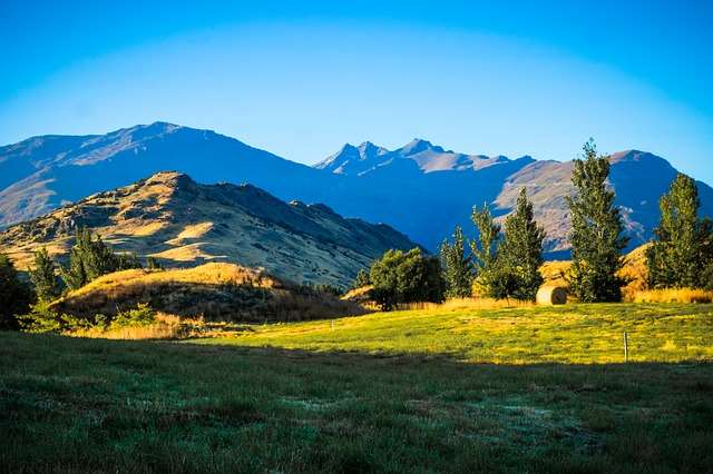 A New Zealand scenery you can expect to see on a New Zealand Tour