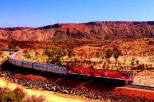 Ghan Railway