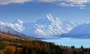 NZ Stunning landscape