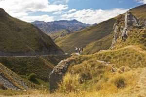 Skippers Canyon Queenstown New Zealand
