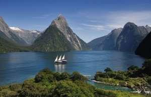 Stunning landscape - New Zealand