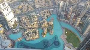 observation deck burj khalifa dubai