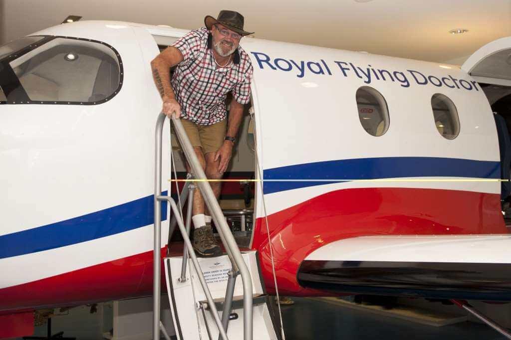 Royal Flying Doctor Service Base Australia