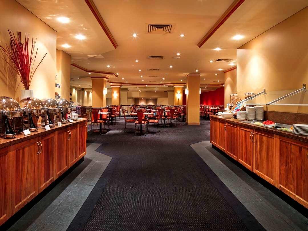 Grand Chancellor hotel restaurant