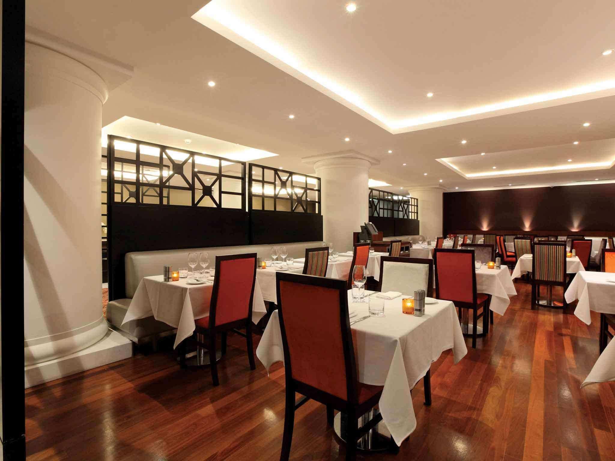 Pullman Hotel restaurant