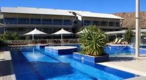 Lasseters hotel pool