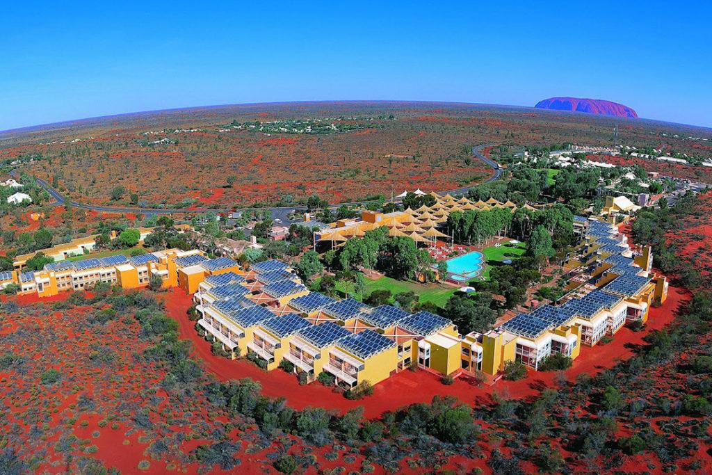 Ayers Rock resort - Uluru
