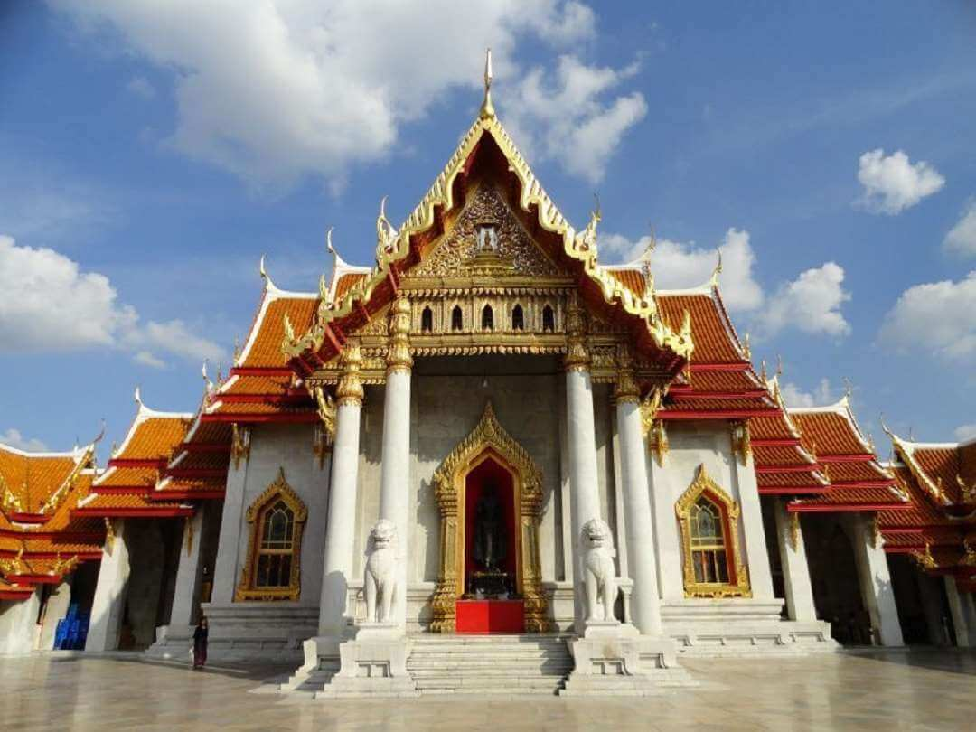 Bangkok temple2