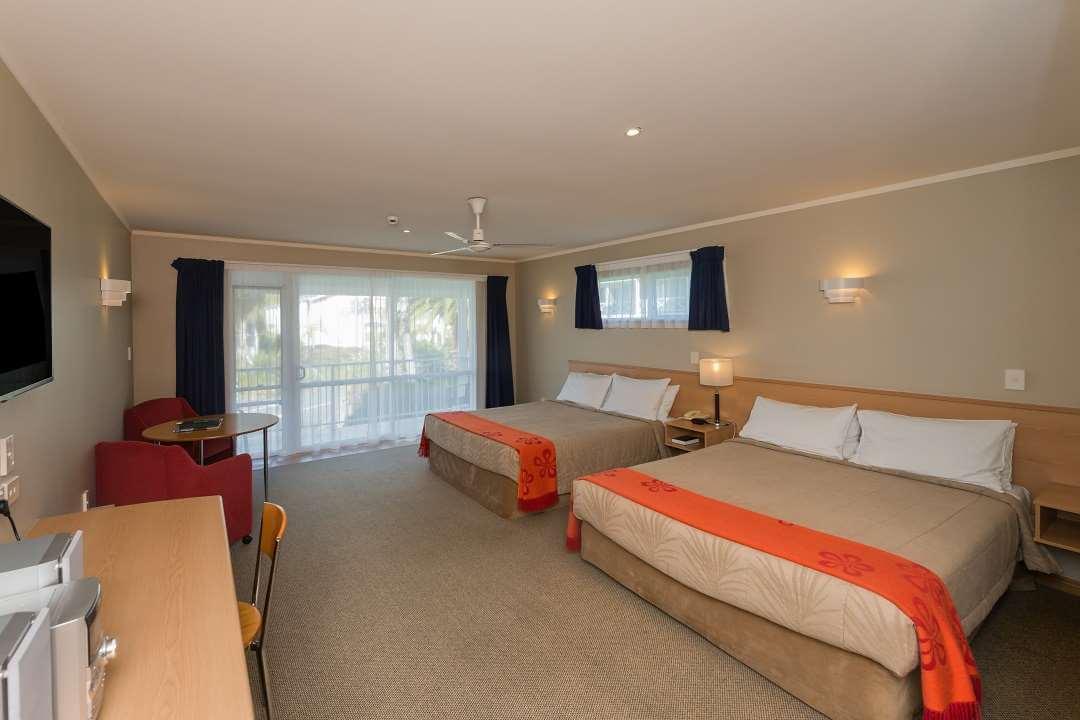 Scenic Hotel Bay of Islands bedroom