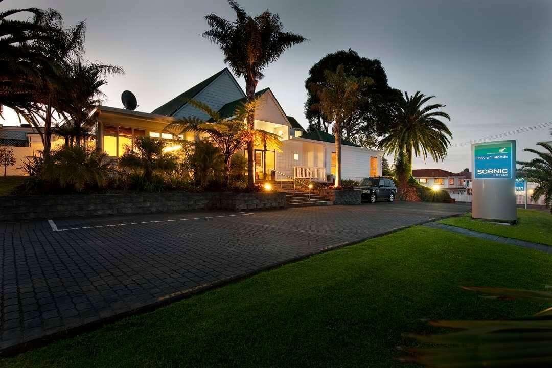 Scenic Hotel Bay of Islands exterior