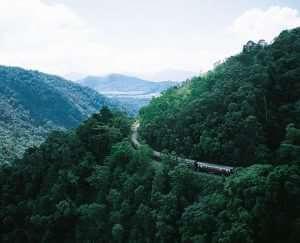 Kuranda Scenic view