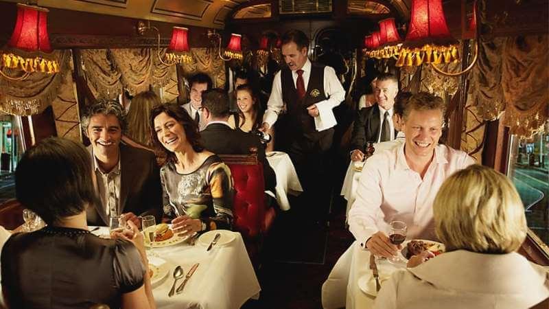 MEL - Colonial Tramcar Restaurant 2