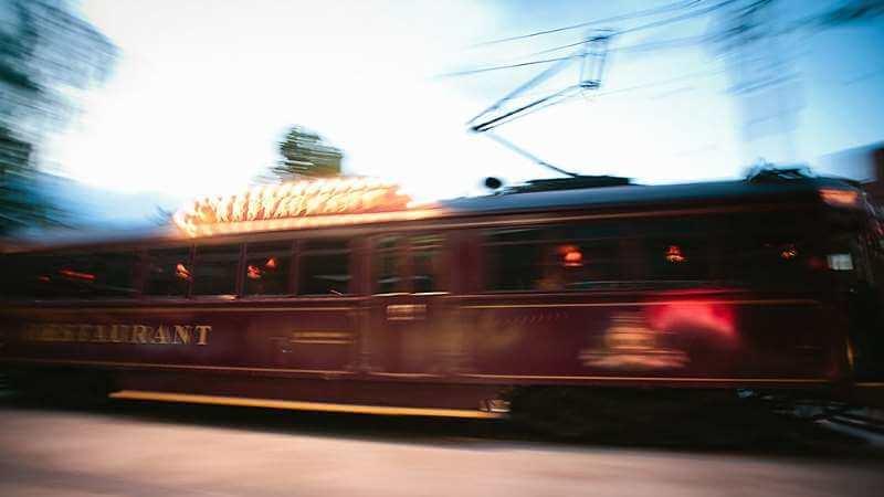 MEL Colonial Tramcar Restaurant 4
