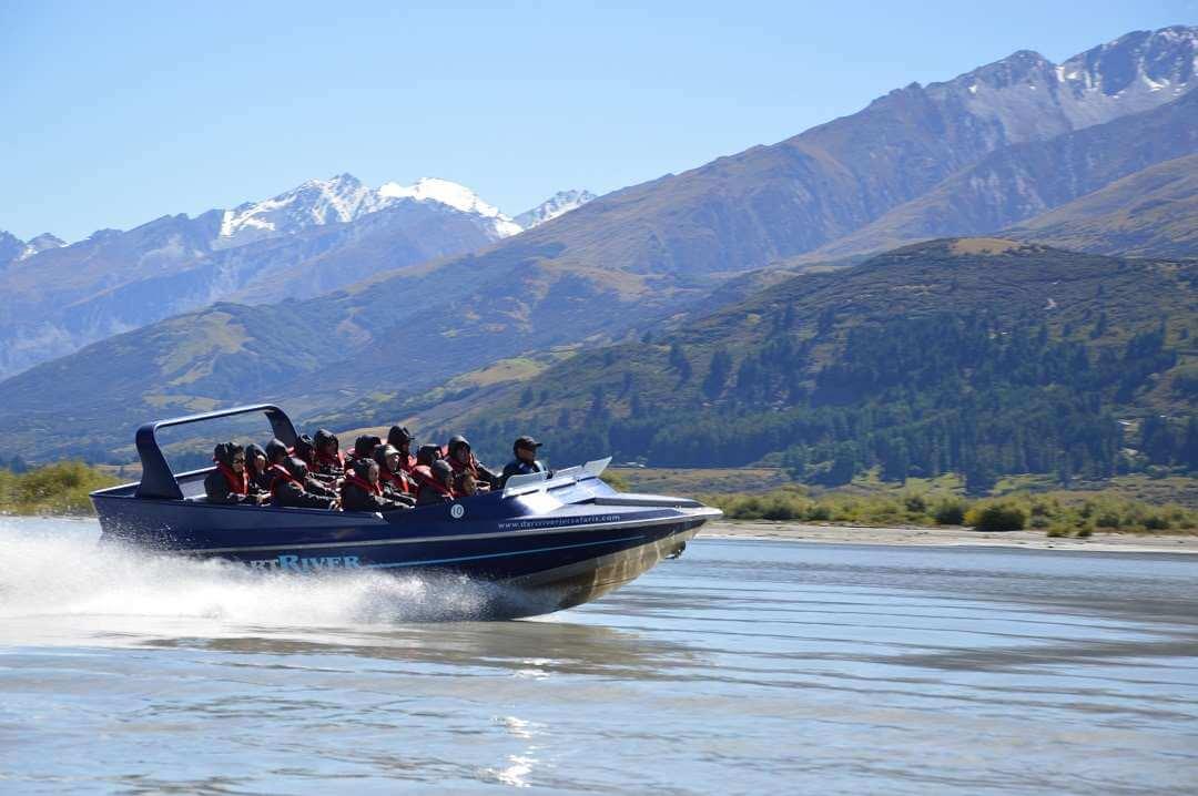 Queenstown Dart River Jetboat Safari2
