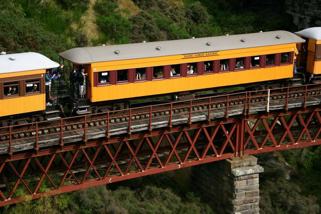 Dunedin Taieri Gorge 2