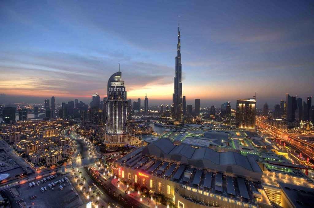 DXB Downtown Dubai