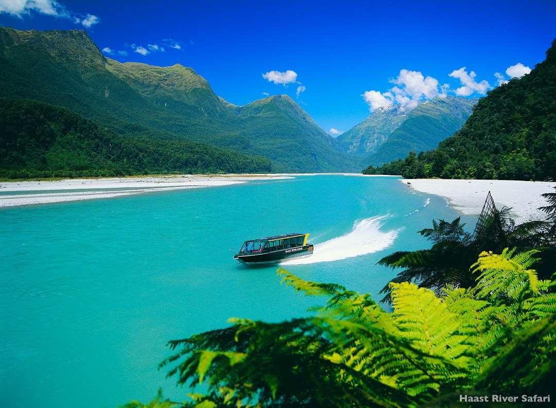 Franz Josef Haast river