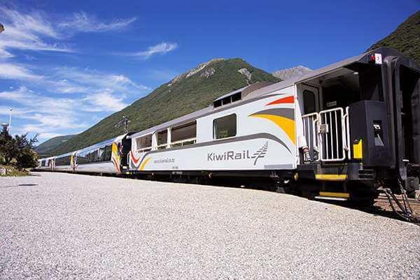 Franz Josef train